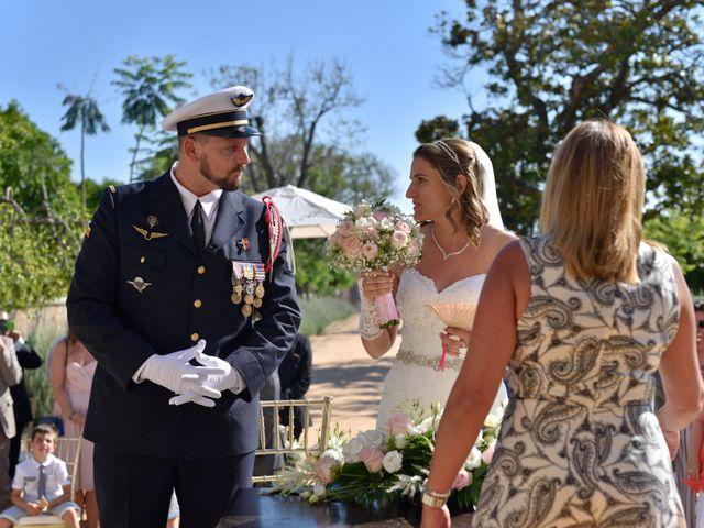 O casamento de Clément e Mariana em Estoi, Faro (Concelho) 35