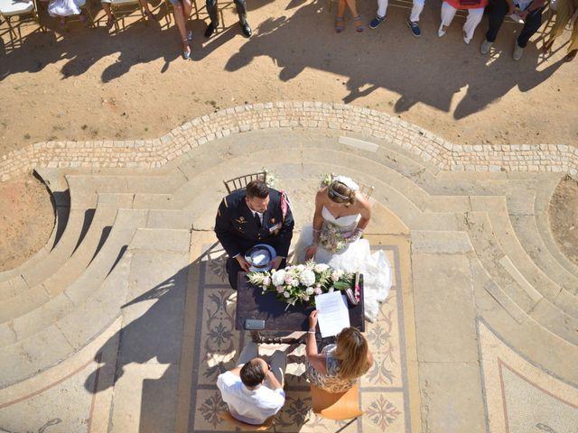 O casamento de Clément e Mariana em Estoi, Faro (Concelho) 36