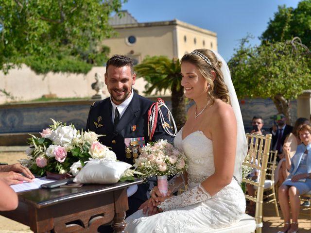 O casamento de Clément e Mariana em Estoi, Faro (Concelho) 39