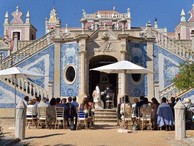 O casamento de Clément e Mariana em Estoi, Faro (Concelho) 43