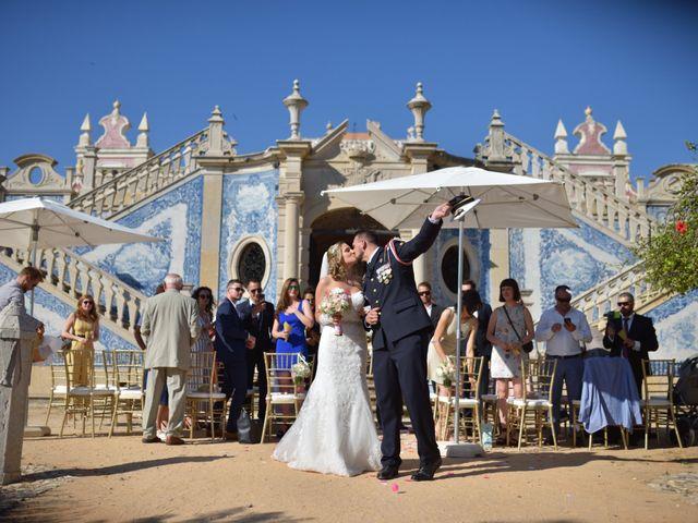 O casamento de Clément e Mariana em Estoi, Faro (Concelho) 45