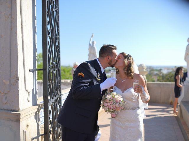 O casamento de Clément e Mariana em Estoi, Faro (Concelho) 47