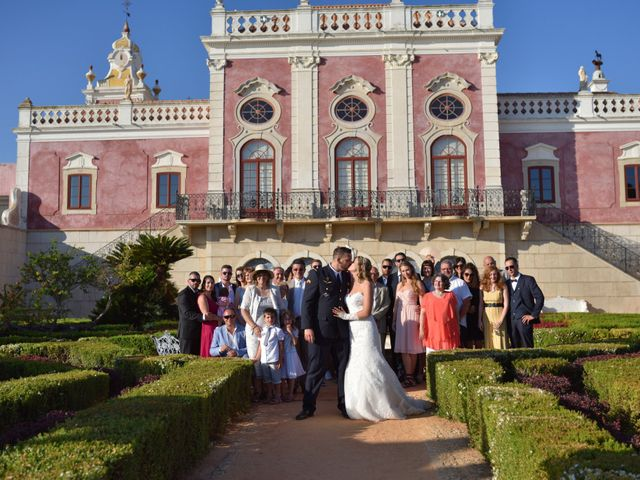 O casamento de Clément e Mariana em Estoi, Faro (Concelho) 49