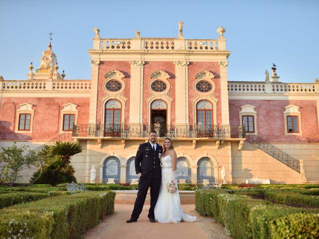 O casamento de Clément e Mariana em Estoi, Faro (Concelho) 55