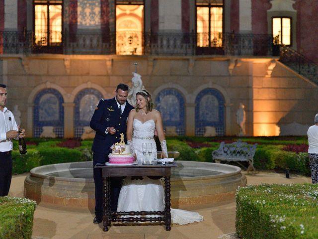 O casamento de Clément e Mariana em Estoi, Faro (Concelho) 75