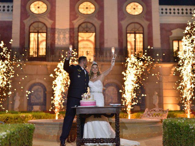 O casamento de Clément e Mariana em Estoi, Faro (Concelho) 76