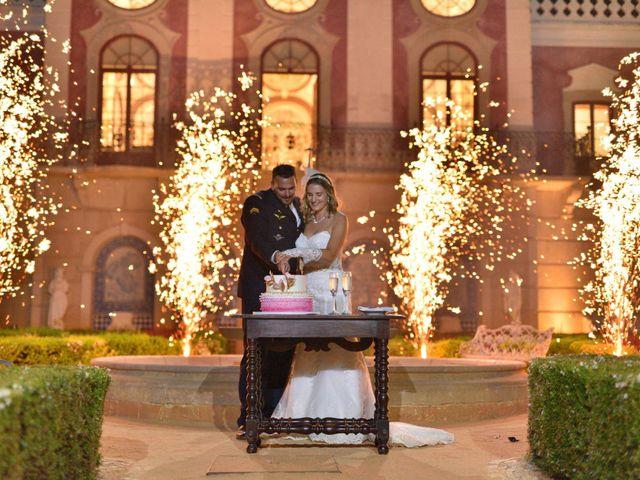 O casamento de Clément e Mariana em Estoi, Faro (Concelho) 77