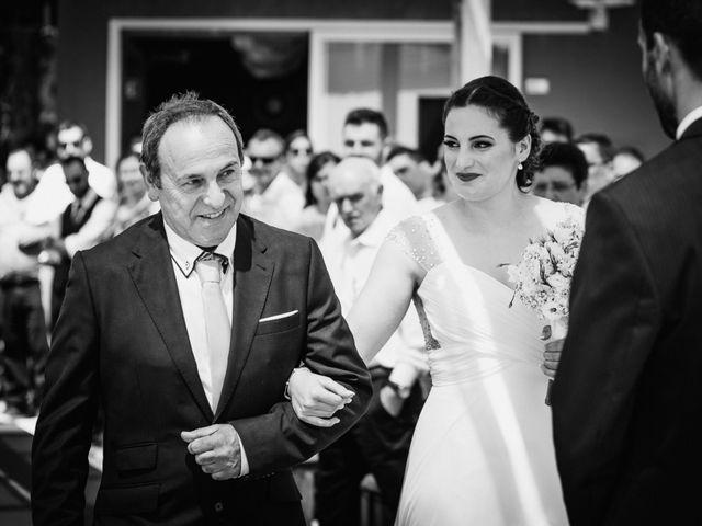 O casamento de Tiago e Vera em Vale de Cambra, Vale de Cambra 20