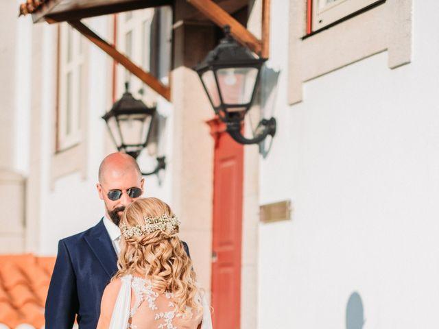 O casamento de Ricardo e Lúcia em Vila Real, Vila Real (Concelho) 1