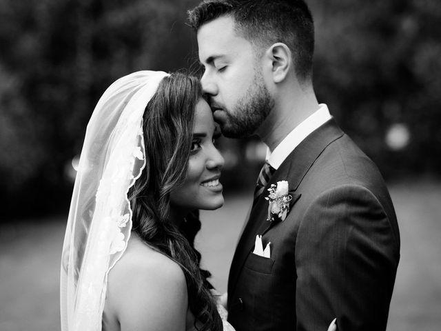 O casamento de Ísis e Leandro