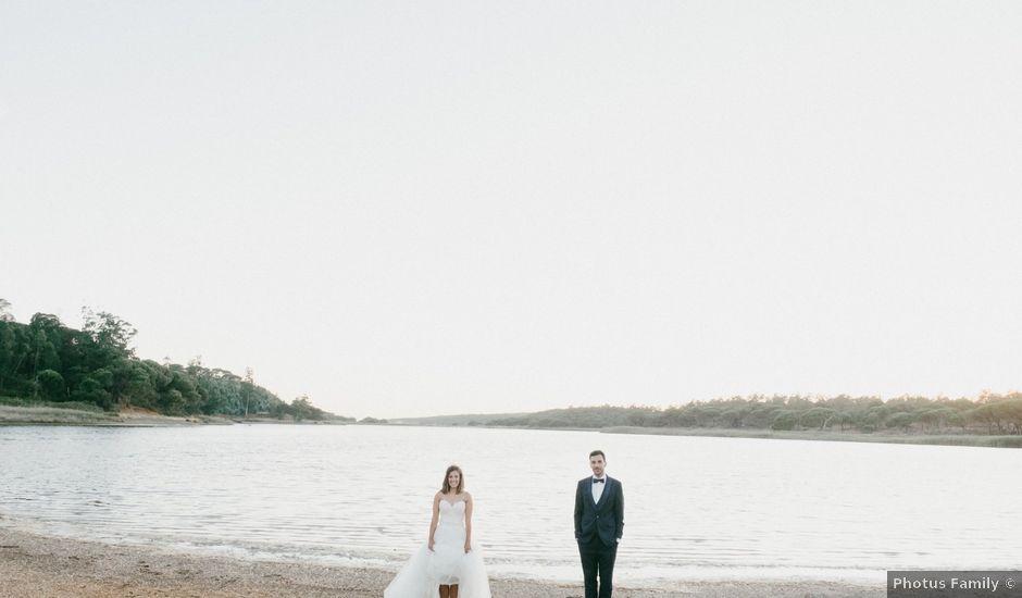 O casamento de Rui e Patrícia em Barreiro, Barreiro