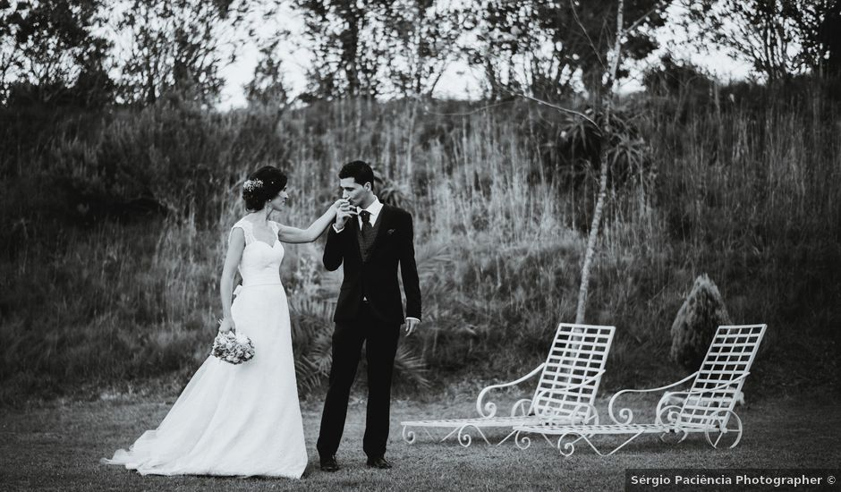 O casamento de João e Diana em Santa Catarina, Caldas da Rainha