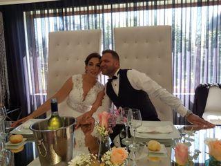 O casamento de Marlene e António 1