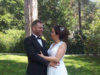 O casamento de Marlene e António 2
