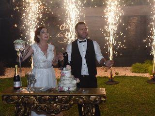O casamento de Marlene e António