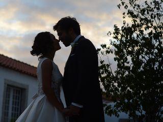 O casamento de Pedro e Alexandra