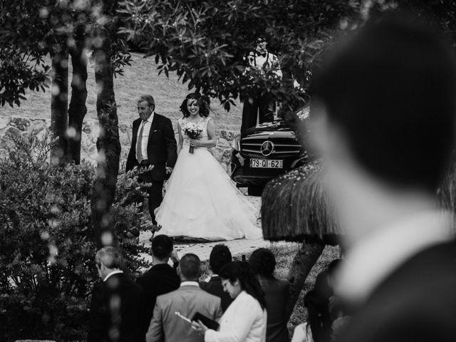 O casamento de Gabriel e Andreia em Caldas de São Jorge, Santa Maria da Feira 19