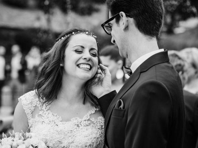 O casamento de Gabriel e Andreia em Caldas de São Jorge, Santa Maria da Feira 20