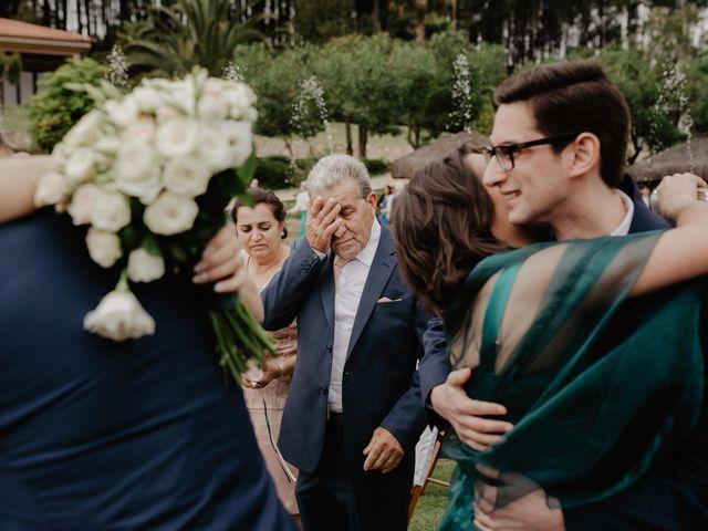 O casamento de Gabriel e Andreia em Caldas de São Jorge, Santa Maria da Feira 27