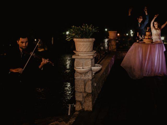 O casamento de Gabriel e Andreia em Caldas de São Jorge, Santa Maria da Feira 69