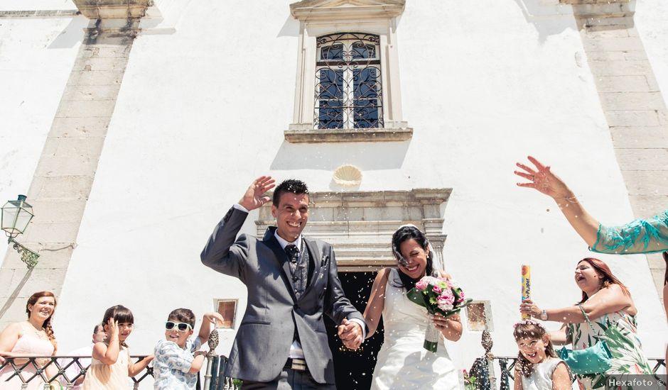 O casamento de Bruno e Ana em Bombarral, Bombarral