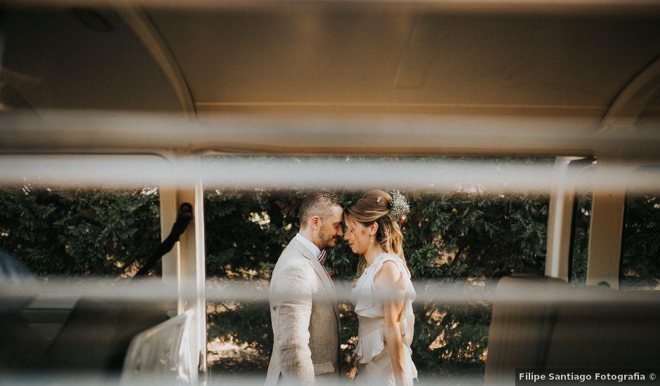 O casamento de Rui e Rita em Pinhal Novo, Palmela