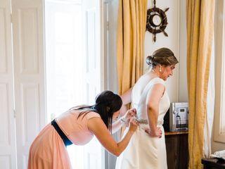O casamento de Luisa e Francisco 1