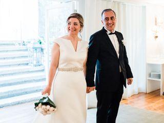 O casamento de Luisa e Francisco