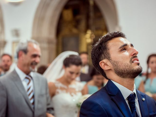 O casamento de Gonçalo e Ana em Santa Catarina, Caldas da Rainha 2