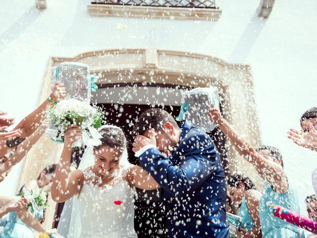 O casamento de Gonçalo e Ana em Santa Catarina, Caldas da Rainha 15