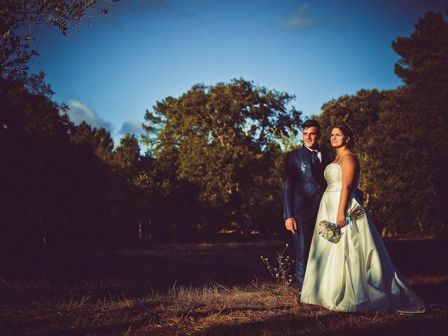 O casamento de Daniela e Albano