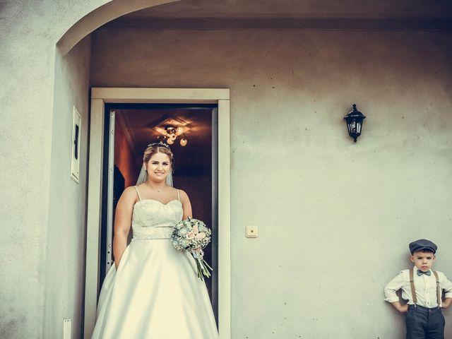 O casamento de Albano e Daniela em Beco, Ferreira do Zêzere 8
