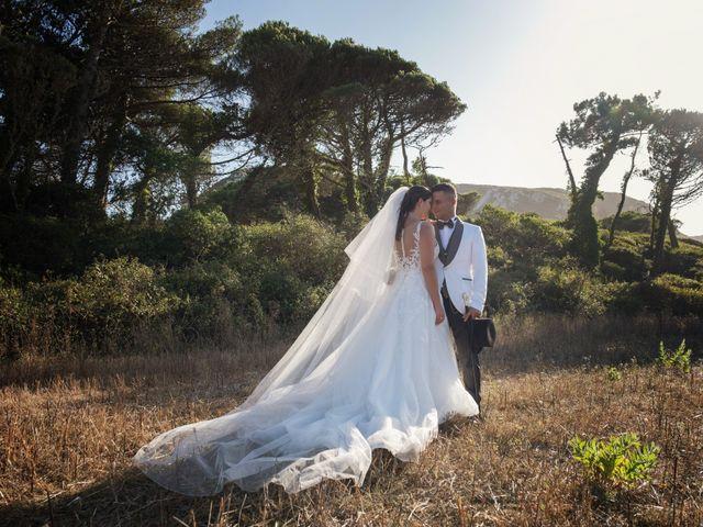 O casamento de Catarina e Flávio