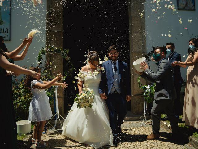 O casamento de André e Filipa em Celorico de Basto, Celorico de Basto 15