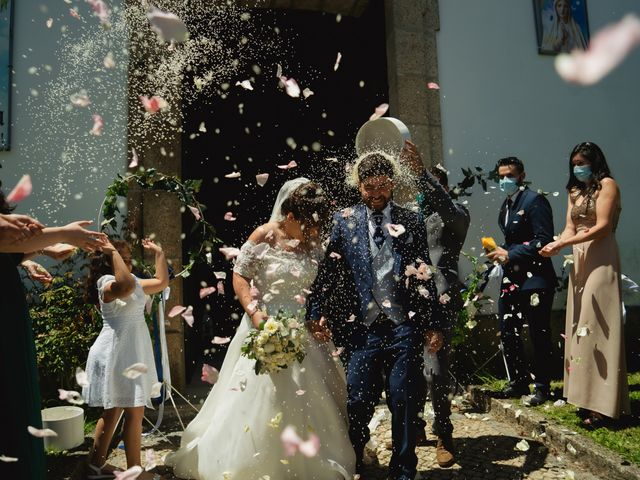 O casamento de André e Filipa em Celorico de Basto, Celorico de Basto 16