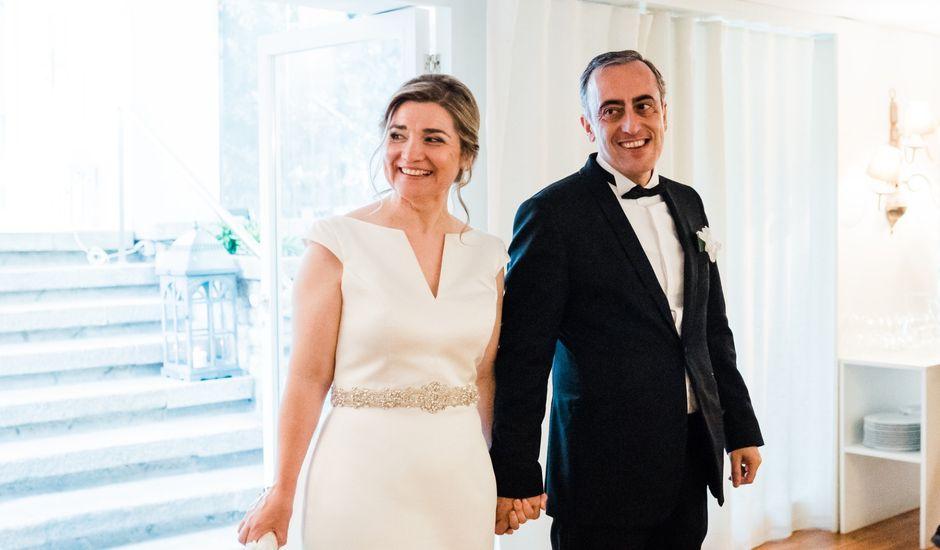 O casamento de Francisco e Luisa em Porto, Porto (Concelho)