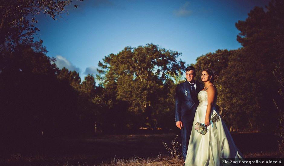 O casamento de Albano e Daniela em Beco, Ferreira do Zêzere