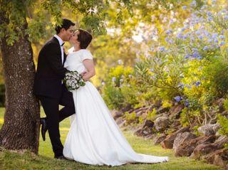 O casamento de Sofia e Samuel