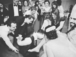 O casamento de Yenny e David 1