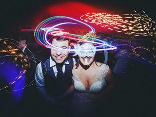 O casamento de Yenny e David