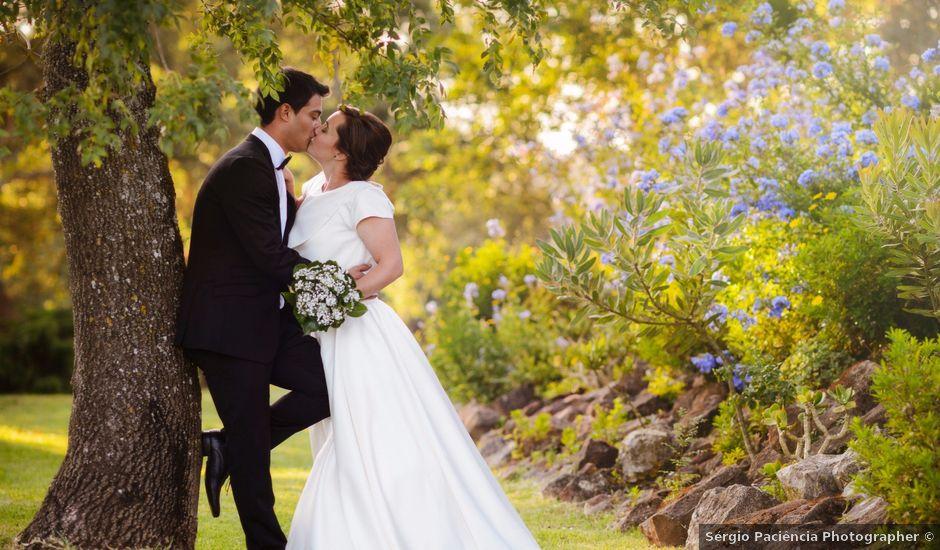 O casamento de Samuel e Sofia em Alvorninha, Caldas da Rainha