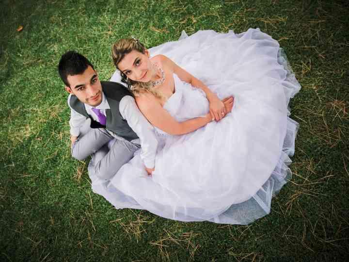 O casamento de Liliana e Remy