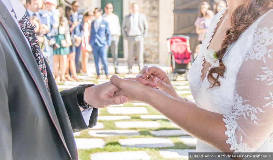 O casamento de Hernâni e Tânia em Ourém, Ourém
