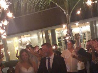 O casamento de Isa e Bruno 1