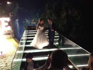O casamento de Isa e Bruno 2
