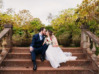 O casamento de Raquel e Pedro