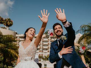 O casamento de Helena e Hugo