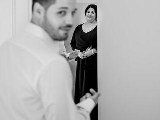 O casamento de Inês e André 1