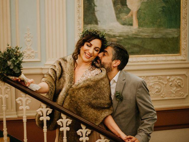 O casamento de Mónica e João