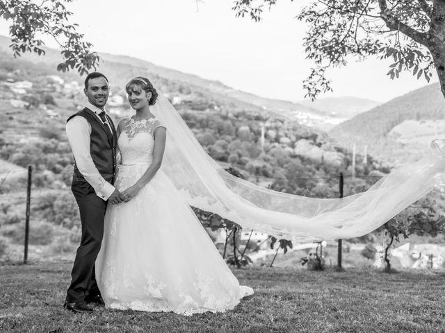 O casamento de Tânia e Márcio